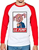 Ulterior Clothing Lil Pump Box Logo Cartoon T-Shirt G Gang D Rose Molly Skrr Trap Music