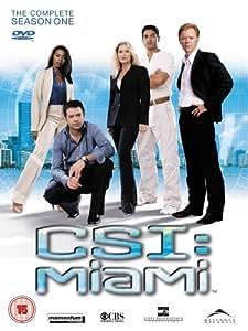 CSI: Crime Scene Investigation - Miami - Complete Season 1 [DVD]