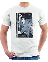 Roger Sargent Official Photography - Oasis Liam Gallagher Live Men's T-Shirt