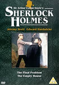 Sherlock Holmes: The Final Problem/The Empty House [DVD]