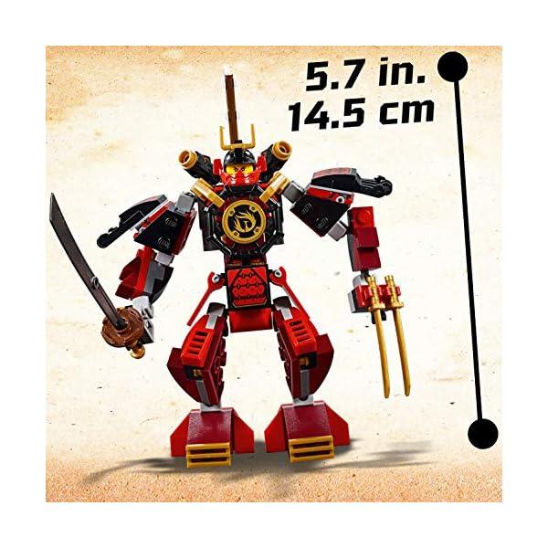 LEGO Ninjago - Mech Samurai, 70665 4 spesavip
