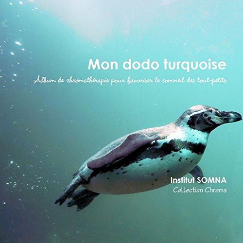Mon dodo turquoise -