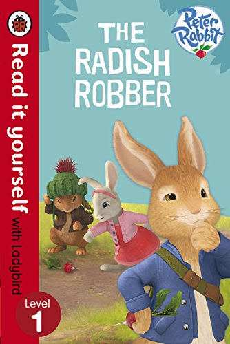 The radish robber.
