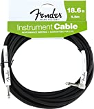 FENDER CABLE INSTRUMENT PERFORMANCE SERIES 5,6 M COUDE NOIR