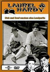 Laurel & Hardy - Dick und Doof machen eine Landpartie