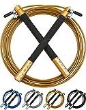RDX Boxe Réglable Corde à Sauter Vitesse Perte Poids Câble Crossfit Skipping Rope Entrainement Fitness