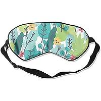 Comfortable Sleep Eyes Masks Colorful Forest Pattern Sleeping Mask For Travelling, Night Noon Nap, Mediation Or... preisvergleich bei billige-tabletten.eu