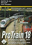 Train Simulator - Pro Train 17+18 Bundle (Salzburgerland + Berlin - Hamburg) - [PC]