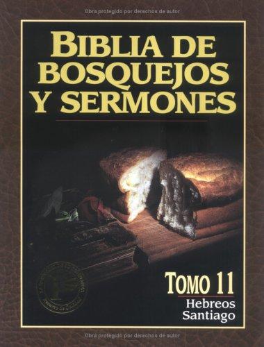 Biblia de Bosquejos y Sermones-RV 1960-Hebreos/Santiago