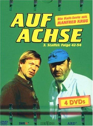 Auf Achse - 3. Staffel, Folge 42-54 [4 DVDs]