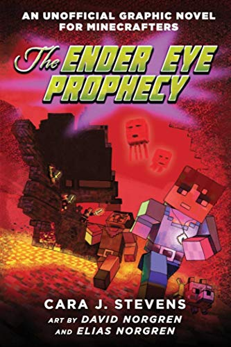 The Ender Eye Prophecy: An Unofficial Graphic Novel for Minecrafters, #3 (English Edition) (Pig Merchandise)