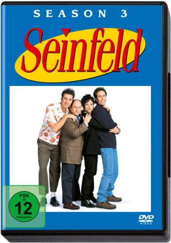 Seinfeld - Season 3 (4 DVDs)