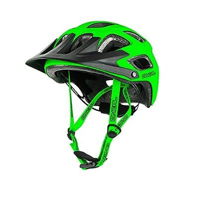 O'Neal Thunderball MTB Helm Solid Matt Grün, 0007-3