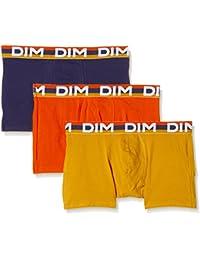 Dim Color Full X3, Boxer Homme, ( lot de 3 )