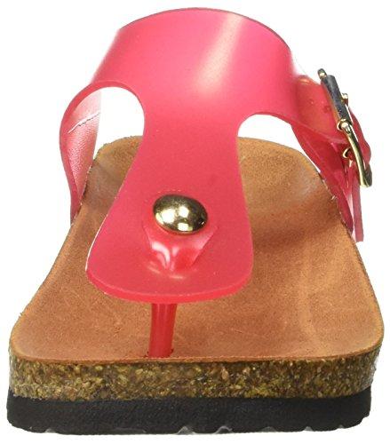 CHIARA BELLINI Damen C41037.0001 Zehentrenner Rosso (Anguria)