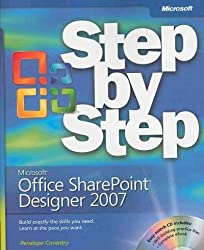 (Microsoft Office Sharepoint Designer 2007 Step by Step [With CDROM]) BY (Coventry, Penelope) on 2008