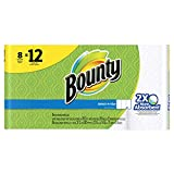 Bounty Select-A-Size Paper Towels, White, Giant Rolls-12 ct by Bounty