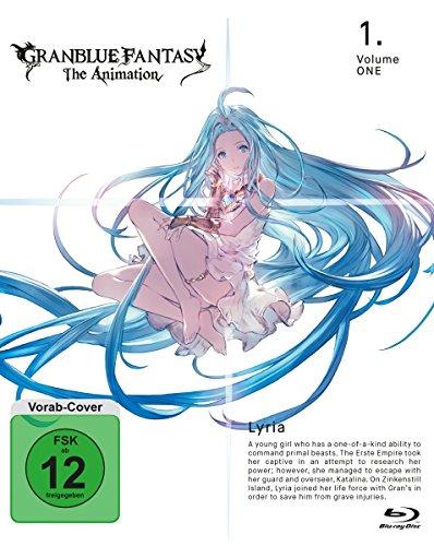 Bild von GRANBLUE FANTASY The Animation - Vol.1 (EP. 01 - 06) [Blu-ray]