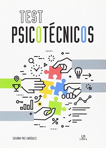Tests Psicotécnicos por Susana Paz Enríquez