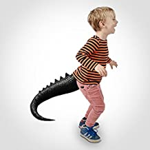 telltails tt-upkiddino Get Your Waggle sobre dormir. Dinosaurio cola disfraz para niños, talla única