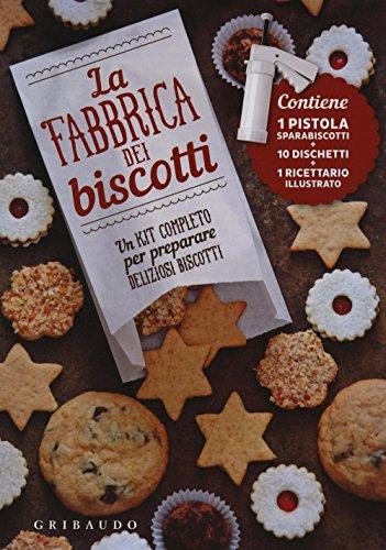 La fabbrica dei biscotti. Con gadget