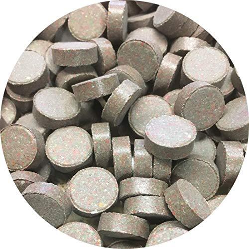 Futtertabletten Haft Tabletten 12mm Braun Zierfischfutter Welsfutter Fischfutter 50ml/52St. -