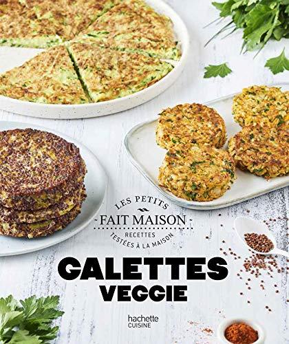 Galettes veggie par Eva Harlé