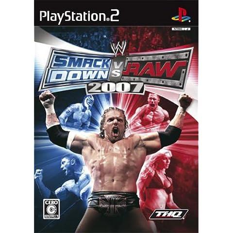 WWE 2007 SmackDown! VS RAW