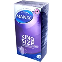 MANIX King Size Kondome 12er-Pack MHD 02/2012 preisvergleich bei billige-tabletten.eu