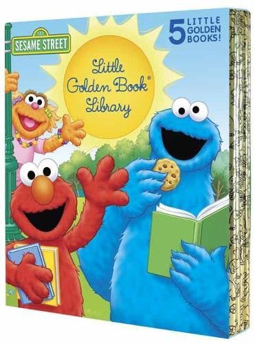Sesame Street Little Golden Book Library por Sarah Albee