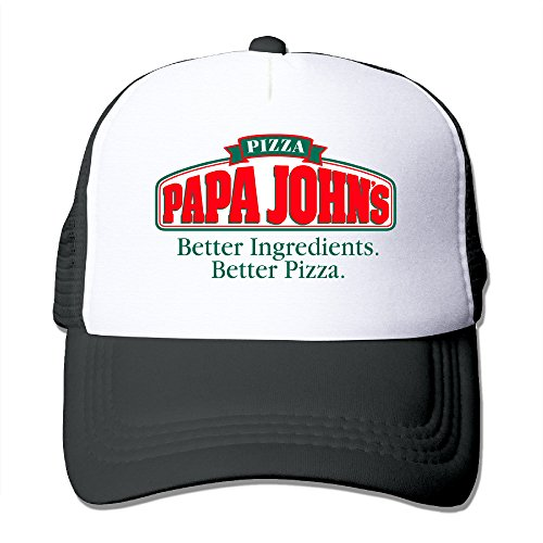 sunpp-papa-john-adjustable-snapback-baseball-cap-hat