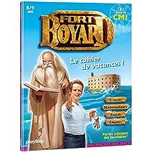 Cahier de vacances Fort Boyard - Du CE2 au CM1
