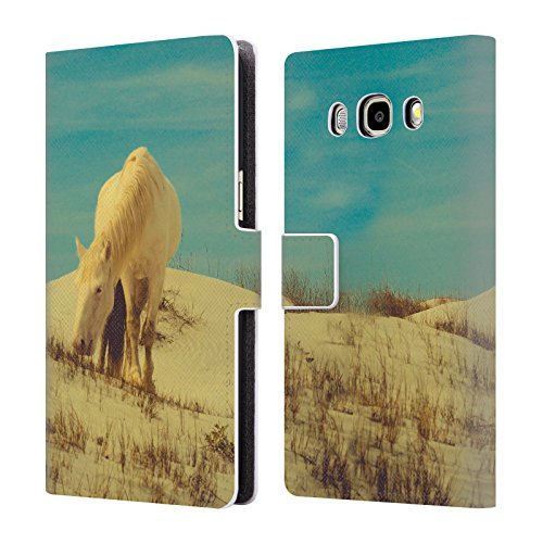 official-olivia-joy-stclaire-wild-horse-on-the-beach-ocean-leather-book-wallet-case-cover-for-samsun
