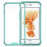 """iPhone 8 Plus / iPhone 7 Plus H�lle (5.5 Zoll), PEMOTech� Schutzh�lle HartesR�ckseitige PC-Case mit Sto�d�mpfung Kratzfeste Verst�rkte Ecke Schutzgeh�use der Stossstangen Case f�r 5.5"""" iPhone 8 Plus / iPhone 7 Plus 5.5"""" Bild"""