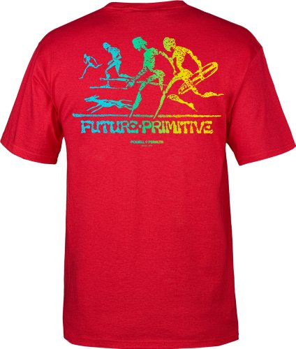 powell-peralta Future Primitive Special Edition T-Shirt rot