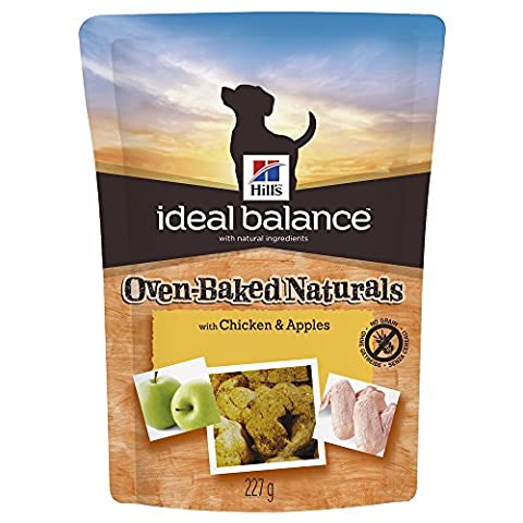 Hills Ideal Balance Oven Baked Naturals with Chicken & Apples 227g