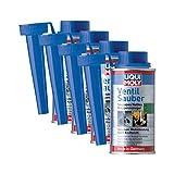 Liqui Moly 4X 1014 Ventil Sauber Reiniger Schutz Additiv Benzin 150ml