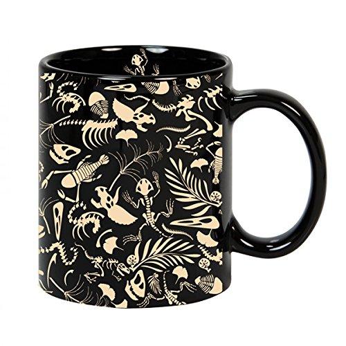 Taza Mug Fósiles
