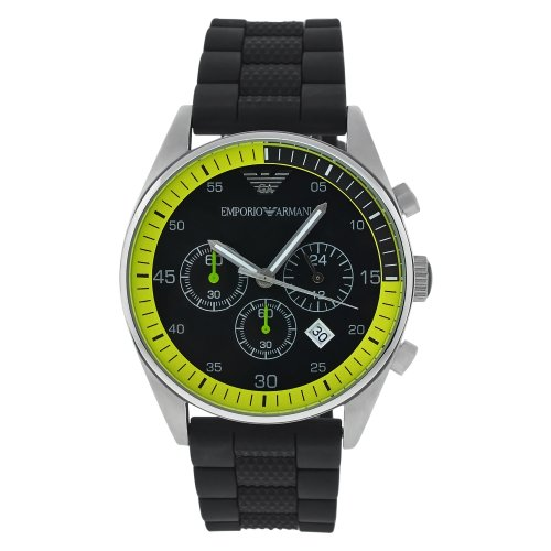 Emporio Armani AR5865 Mens Sport Black Watch