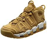 "Nike Air More Uptempo 96 Prm Premium""Flax"" Wheat NBA Retro Scottie Pippen, Schuhe Herren"