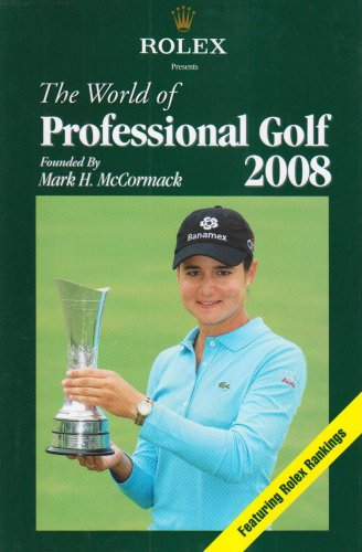 McCormack, M: WORLD OF PROFESSIONAL GOLF-08 por Mark H. McCormack