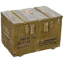 Caja de municiones «MBN», Caja de transporte con paredes de más de 1 cm de grosor, Tamaño exterior aprox.: 58 x 40 x 40 cm, Tamaño interior: 54 x 33 x 34 cm ...