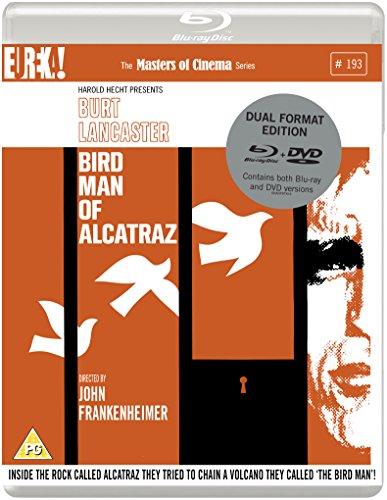 Birdman Of Alcatraz (Masters of Cinema) Dual Format (DVD & Blu-ray)