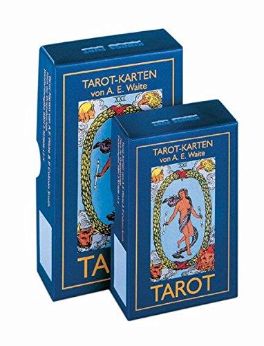 TAROT von A. E. Waite (Standard) (Golden Dawn Tarot-karten)