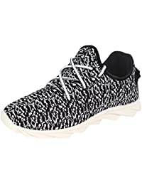 Oricum Men Black-480 Sports Running Shoes