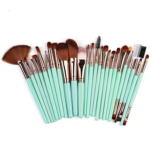 Beauty-Werkzeuge,Daysing Schminkpinsel Kosmetikpinsel Pinselset Rougepinsel Augenbrauenpinsel Puderpinsel Lidschattenpinsel 25 pcs Make-up Pinsel-Sets