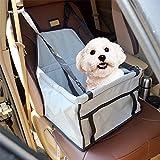 Hunde Autositz AOGETYO Haustier Autositzbezug Auto Sitzerhöhung Wasserdichte Autositzabdeckung...