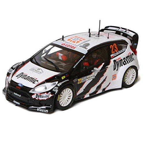 SCX - A10113X300 - Ford Fiesta RS WRC - Dynamics