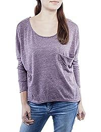 Ella Manue Frauen Oversize Shirt Longsleeve Jules