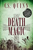 Death Magic by C.S. Quinn front cover